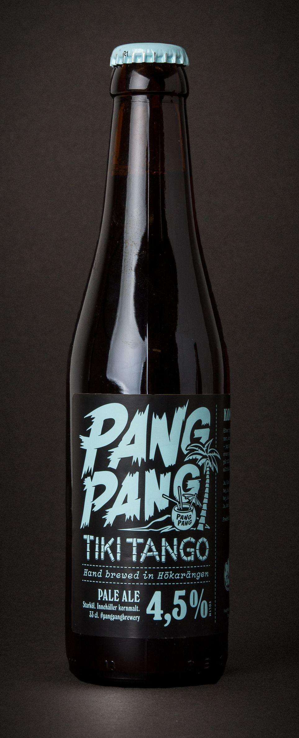 PangPang Tiki Tango  Pale Ale. 4,5% · 33 centiliter