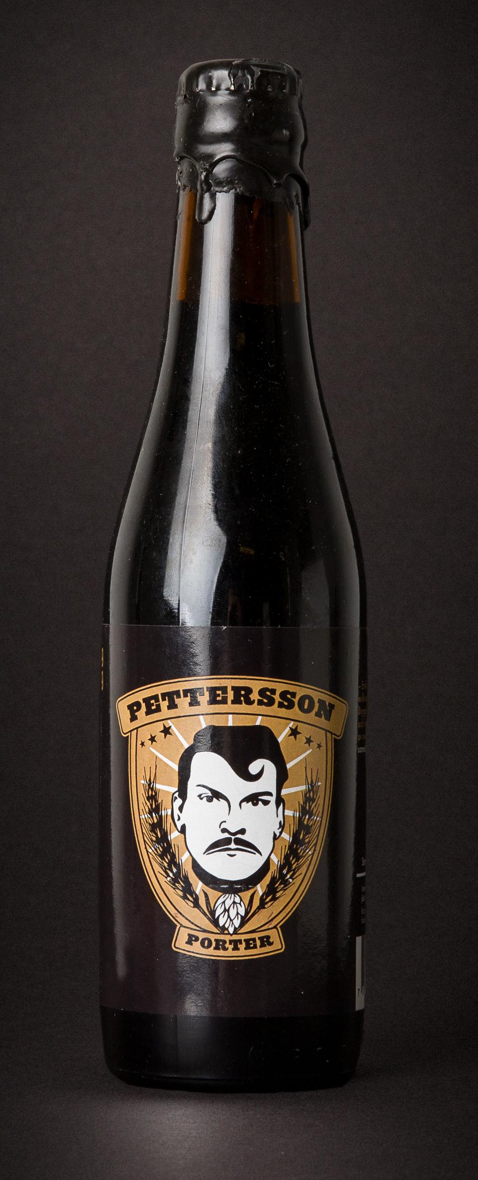 Pettersson Porter  Barrel Aged Imperial Stout 10,0% · 33 centiliter