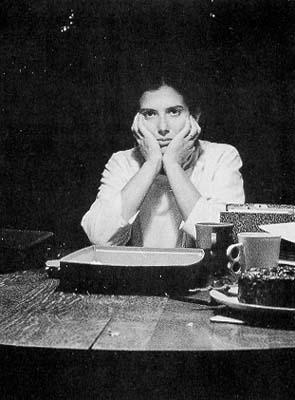 Rosalind Krauss Photo Ann Gabbart
