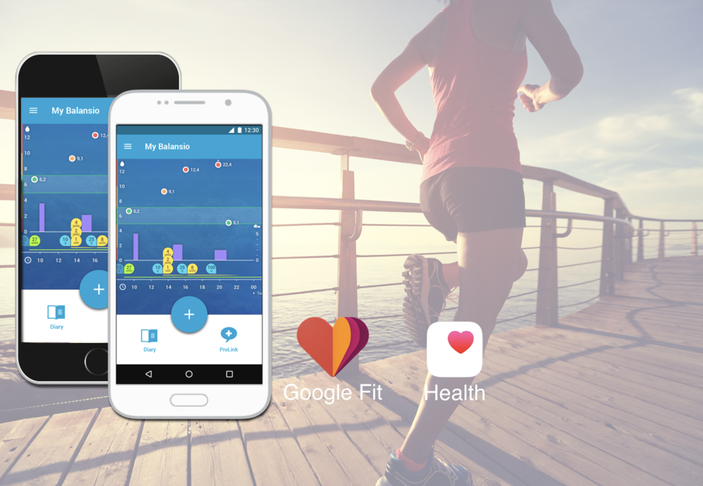 Connect your favourite fitness apps with Balansio