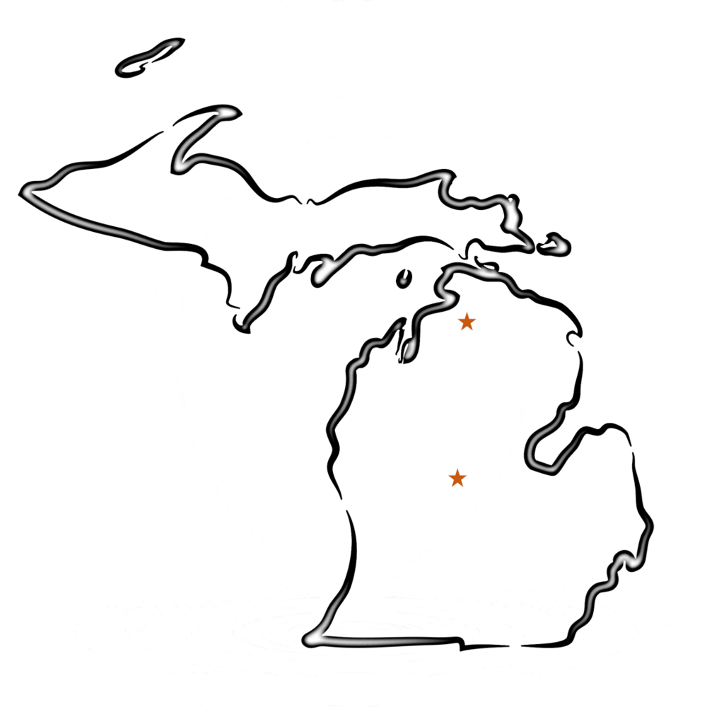 Servicing Central and Northern Michigan