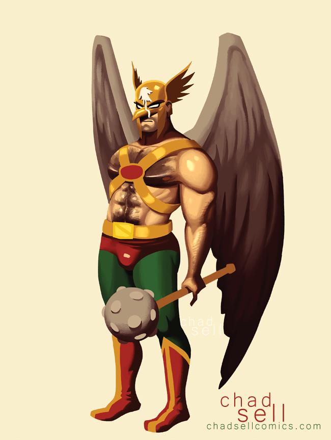 Hawkman copy