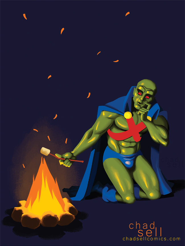 Martian Manhunter copy