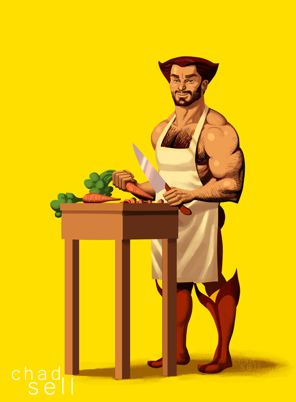 Wolverine copy