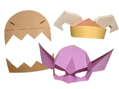 Cardboard Kingdom Papercrafts Chad Sell