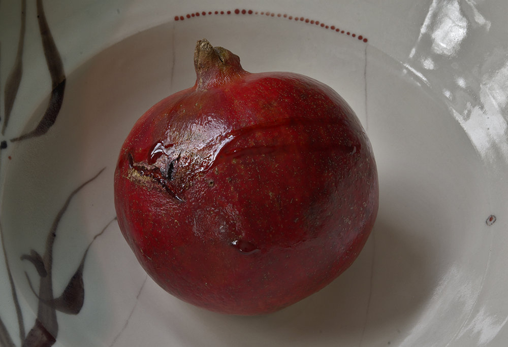 Bleeding Pomegranate