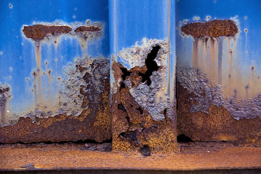 Rain on Rust
