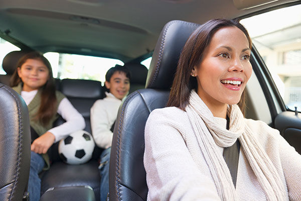 DON'T MAKE ME PULL THIS CAR OVER! How to help children learn respect for you and your car.