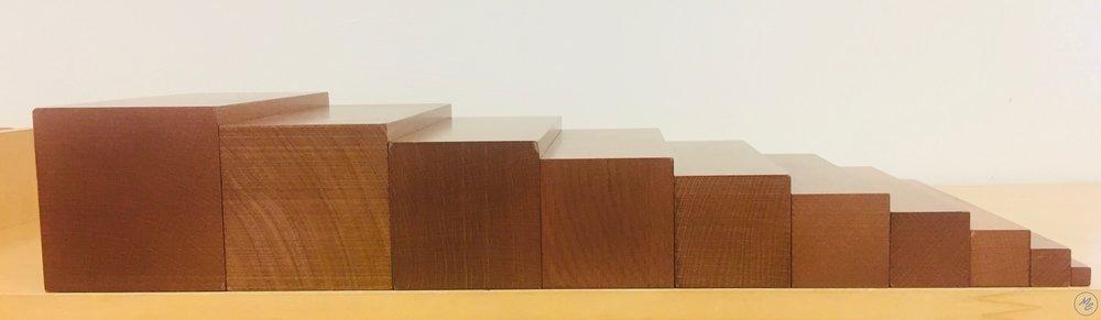 Brown Stair