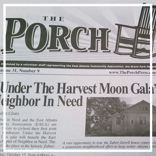 The Porch Press