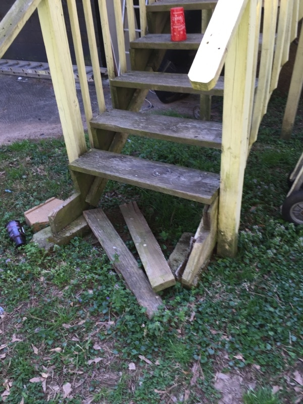 Braeburn (2015) - Dangerous Stair Repair