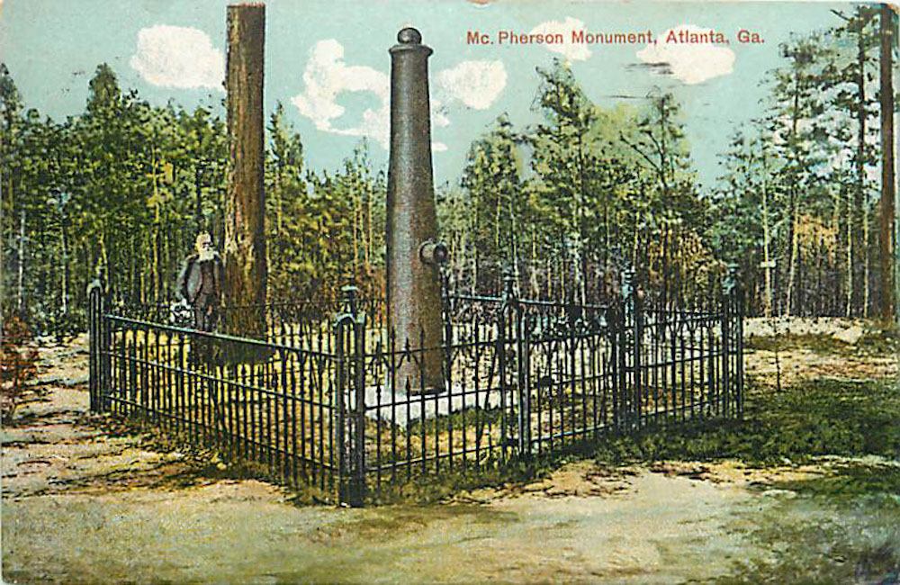 McPherson Monument East Atlanta