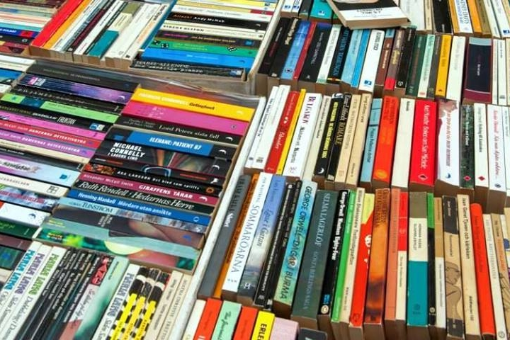 Library Book Sale - An awesome even hosted by Friends of East Atlanta