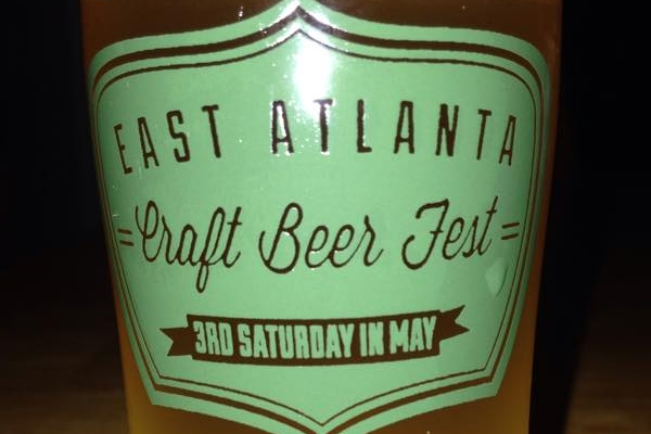 East Atlanta Beer Festival in May