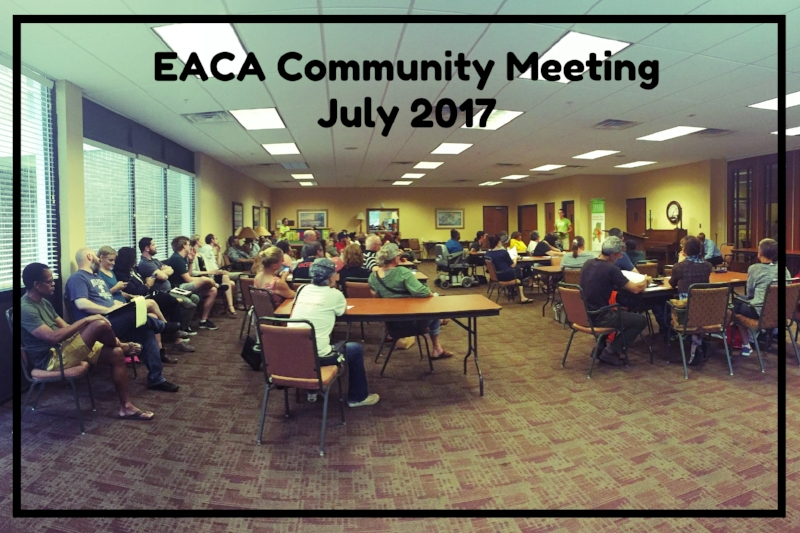 EACA Community Meeting July 2017 3