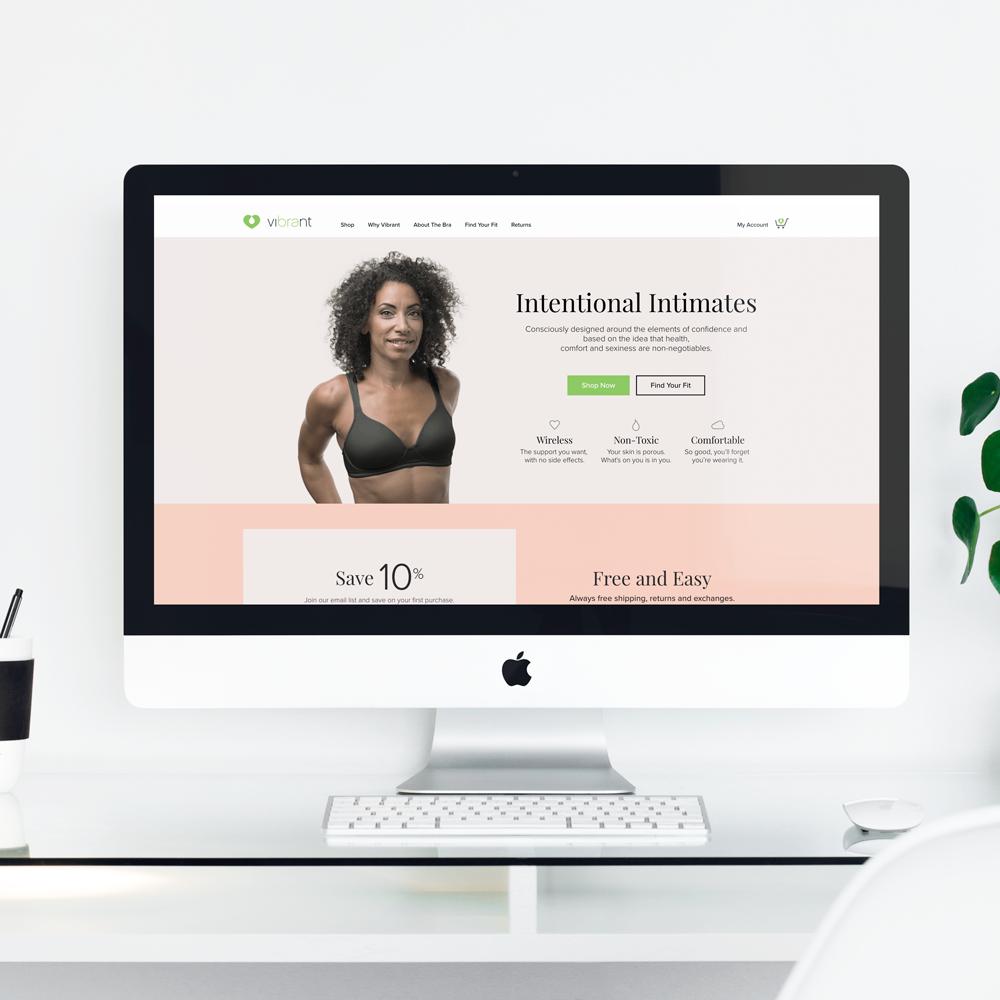Vibrant Body Company Website