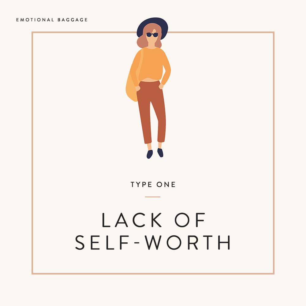 Lack of Self-worth - I used to pride myself on being a servant to others—if you needed me, I was there. Heck, sometimes I'd even do something for you when you wouldn't even ask because that's what a loving friend, sister, daughter, girlfriend, etc. does, right? The problem I was creating was a lack of self-worth: the more I poured into others, the less I had to pour into myself. I'd spend all of my time helping other people re-charge to be their best, all while (figuratively) slapping myself across the face and unknowingly telling myself I wasn't worthy enough for the same kind of love.After hitting rock bottom (not an exaggeration) at the end of last year, I knew something needed to change. Instead of viewing self-love and self-worth as selfish, I reframed my mindset to understand that in order to pour love into other people's lives, I needed to pour into myself first. Self-worth isn't something to work for or towards—we were born with it. Instead, self-worth is something we need to uncover from deep within that we've buried with busing ourselves and overloading our to-do lists with tasks.So how can you show yourself some self-love and improve how you view yourself? For me, it means shutting my computer, pulling out a new knitting project, popping some popcorn and putting on a face mask. Take some time to come up with ideas and implement one of those today.