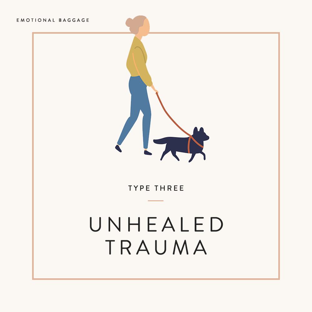 Unhealed Trauma -