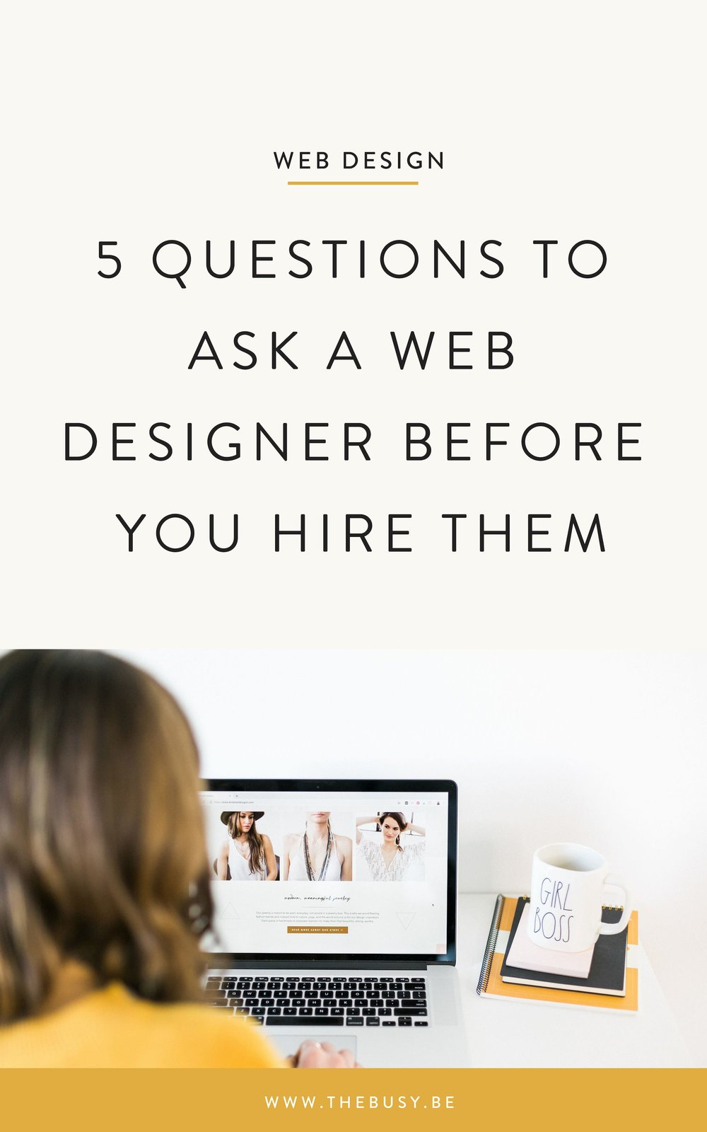 The Busy Bee Squarespace Web Design 5 Questions To Ask A Web Designer Before You Hire Them