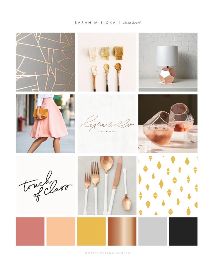 The Busy Bee Portfolio Custom Squarespace Website Sarah Misicka Branding