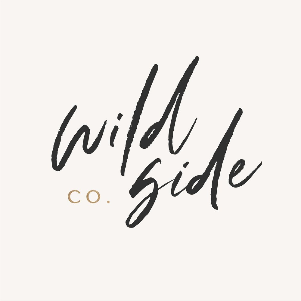 """Wild Side Design Co. - If you consider yourself a """"wanderluster"""", you'll feel right at home with Wild Side Design Co. Kelsey, the founder, is a talented free spirit, and her view of life and discovery shines through in her web design work. My favorite site they've done is: www.thetravelersphd.com. I discovered them during my long hours searching Pinterest!"""