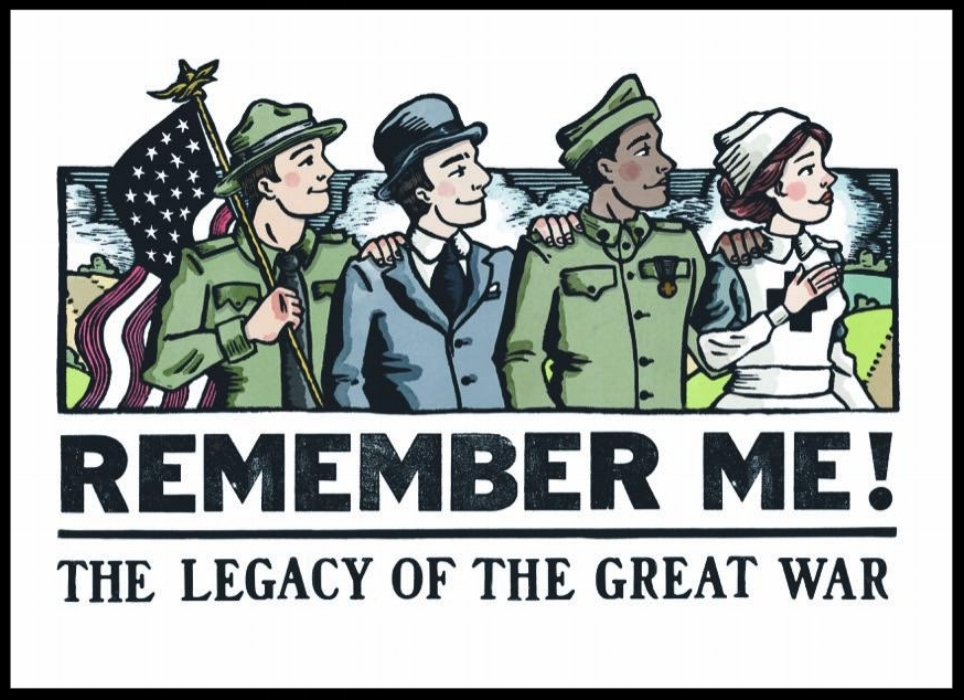Remember Me! The Legacy of the Great War