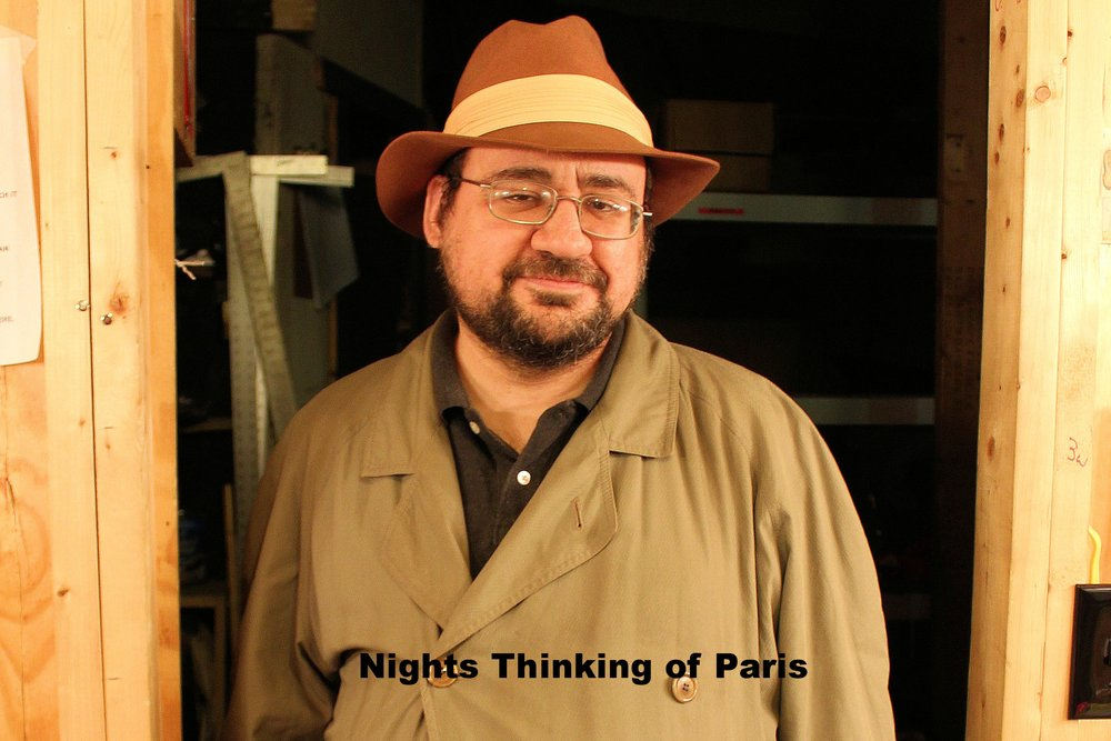 Nights Thinking of Paris