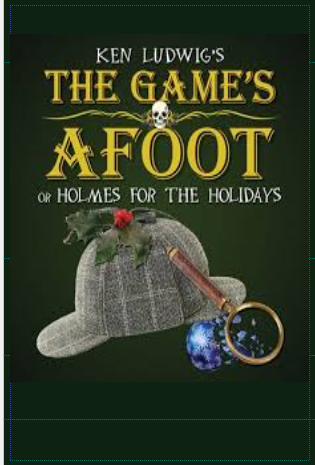 The Game's Afoot -