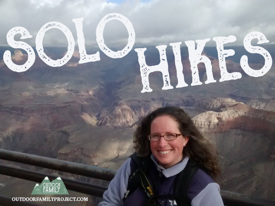 solo hikes for women