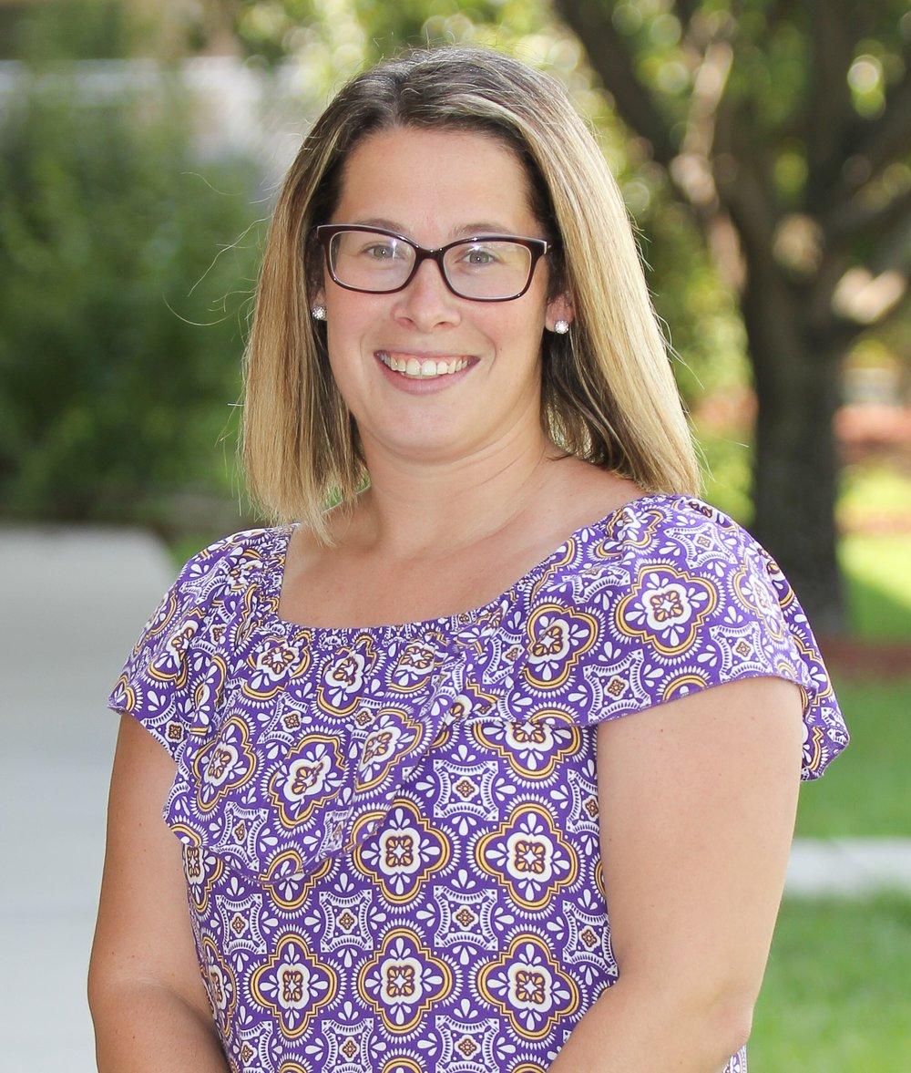 Kristen Clayton-Finance