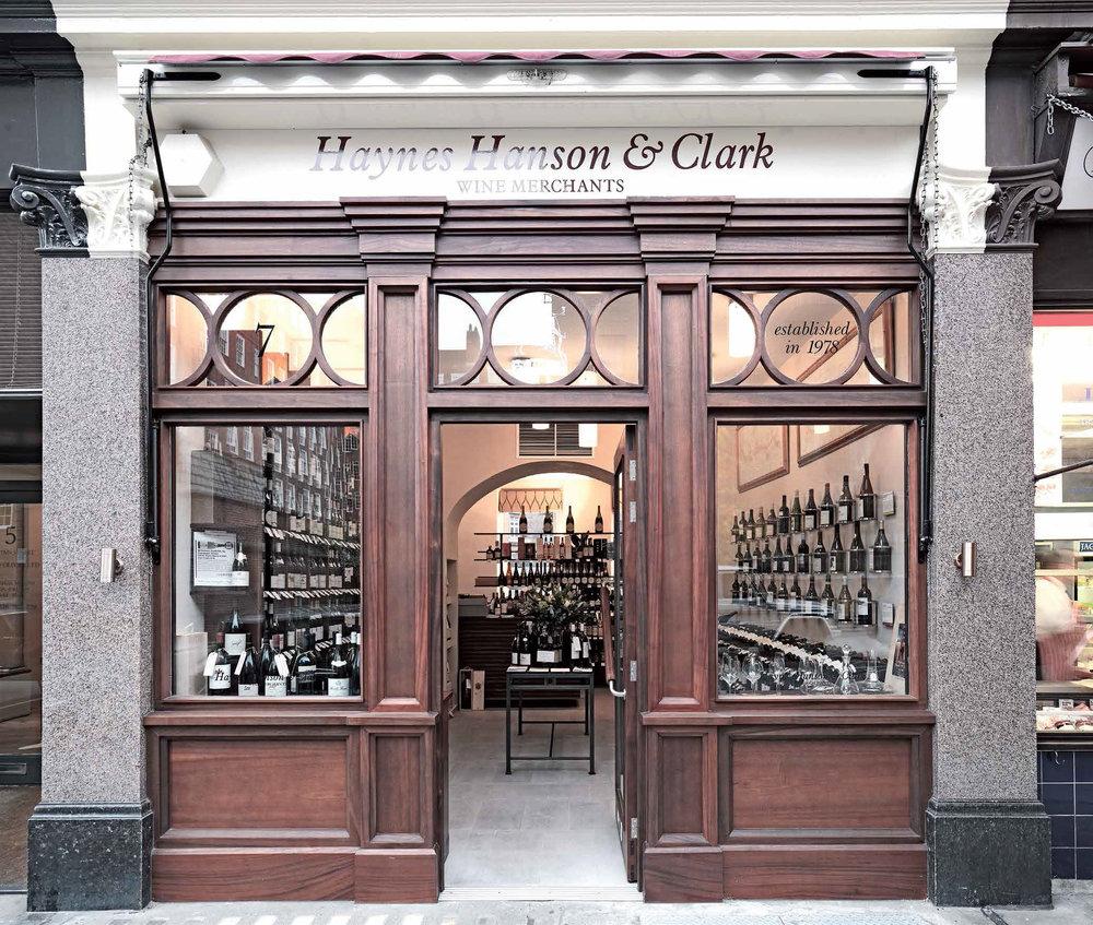 Haynes Hanson & Clark - Wine Merchant