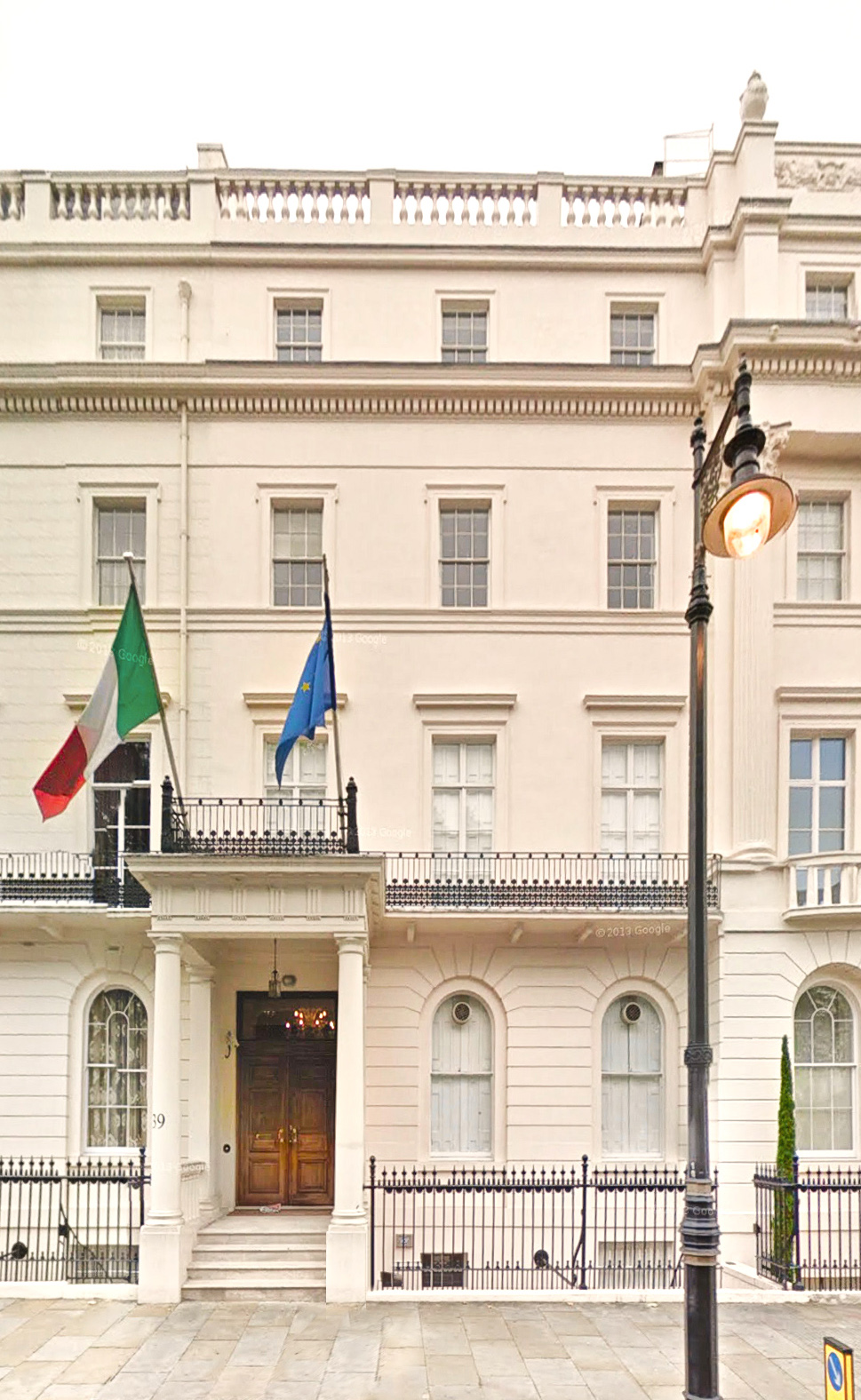 The Italian Cultural Institute