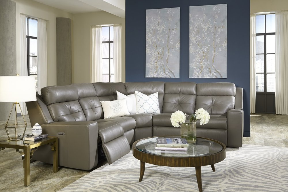 Grove Sectional Designer Home Comfort
