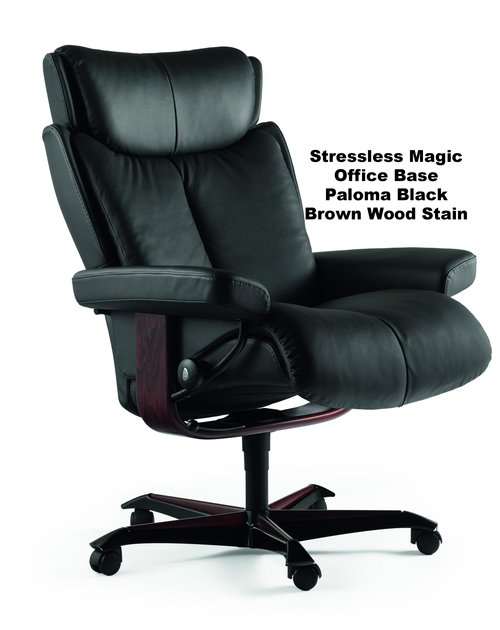 Office Recliners On Stressless Magic Home Office Recliner u2014