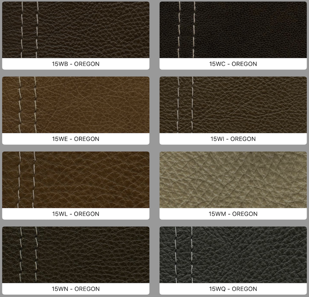 Natuzzi Sofas Leather - Oregon