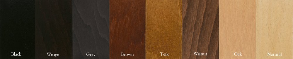 Stressless Wood Stains