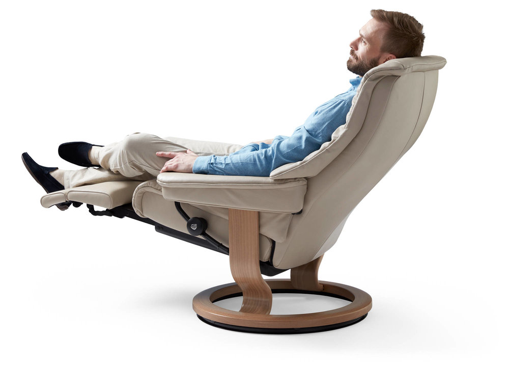 Stressless Live with LegComfort Base