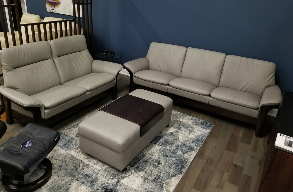 New Stressless Sofas!