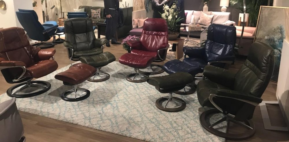 Stressless Pioneer Leather