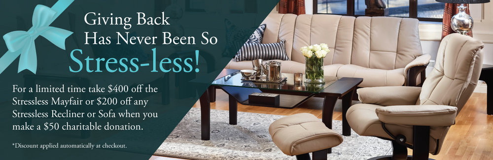 Stressless Mayfair Promo