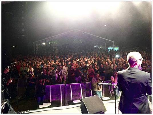 Keystone Big Band - Festival Django Reinhardt 2015 - Samois sur Seine