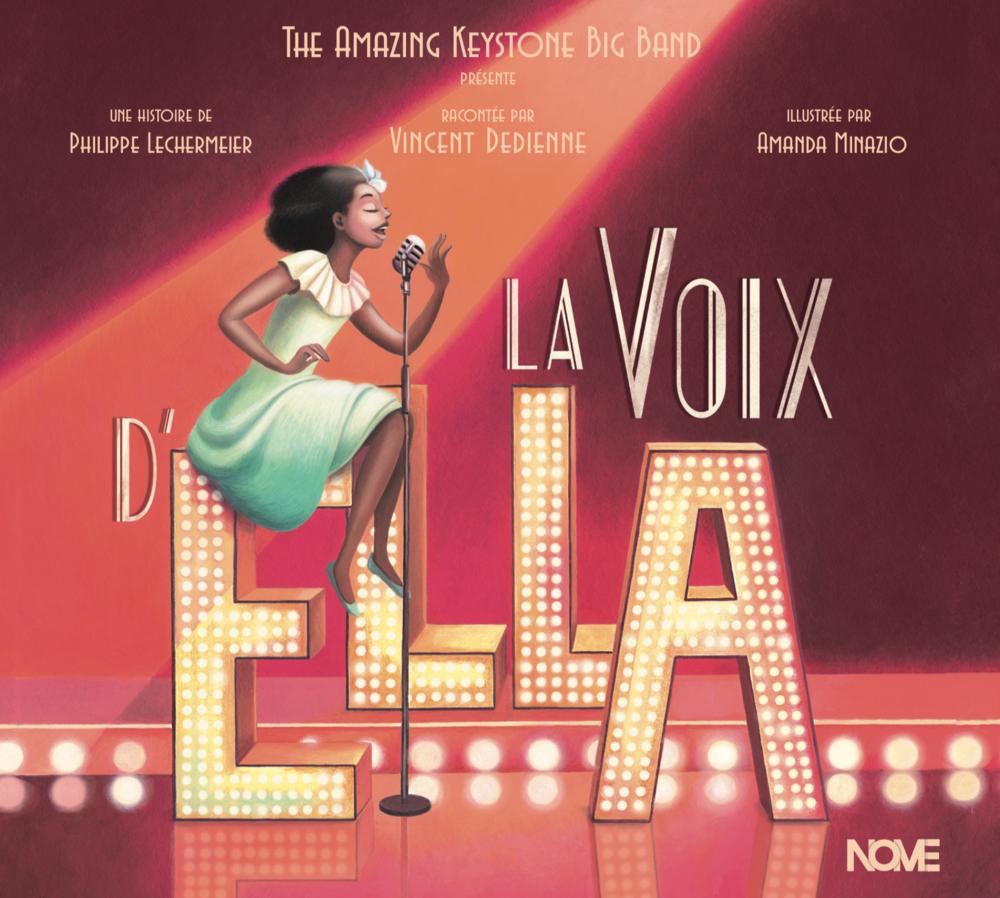 La Voix d'Ella - cover