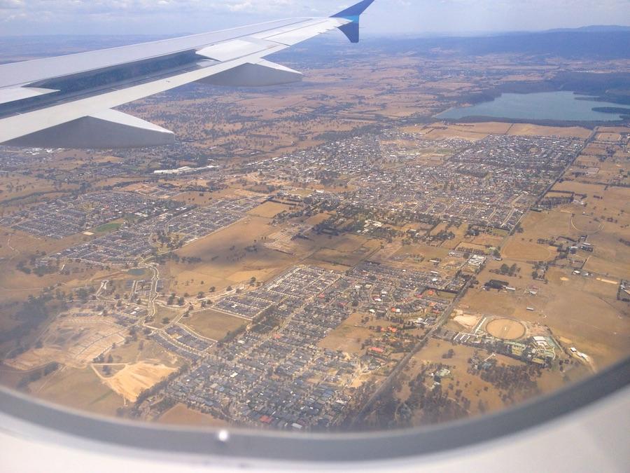 Bienvenue en territoire australien
