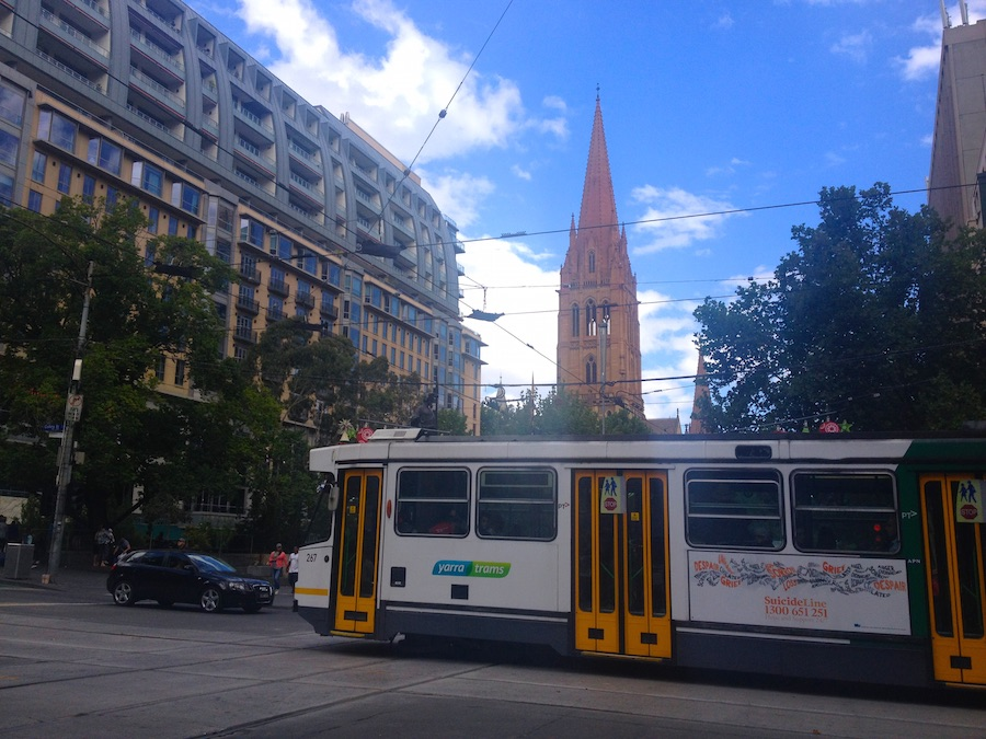 Tram de Melbourne