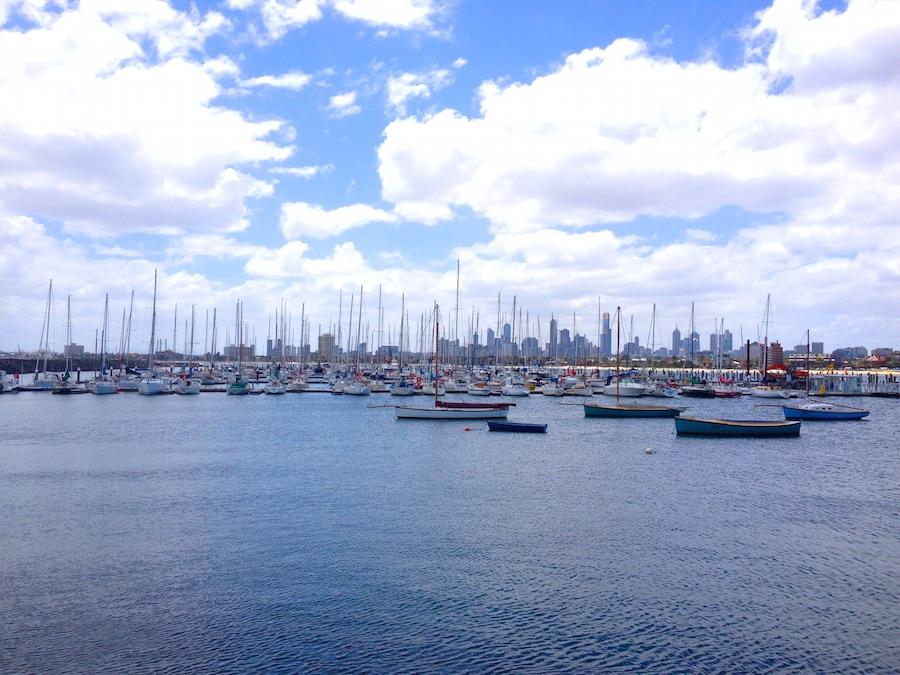 Marina Melbourne