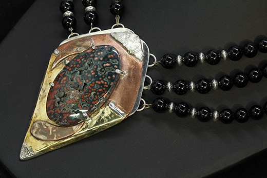 Ocean Jasper and Onyx Necklace.png