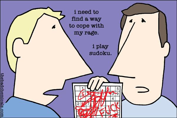 I Play Sudoku.