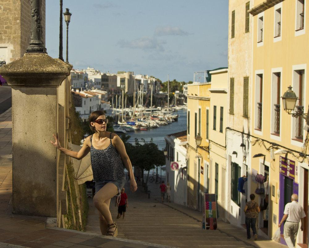 5.  Menorca_Tammy Gillis in Menorca.jpg