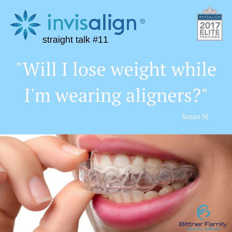 The Invisalign Diet
