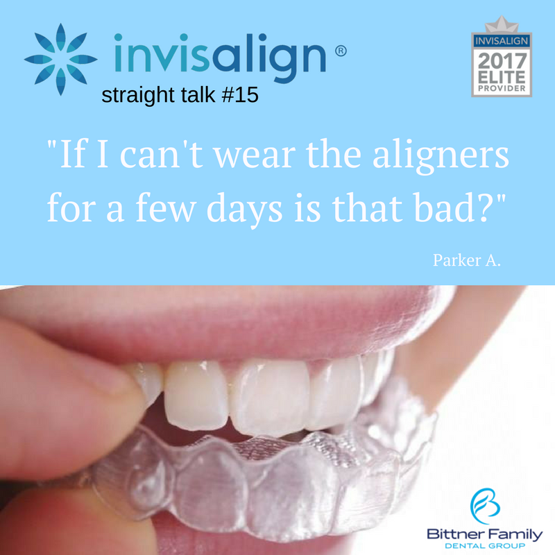 Wearing Your Aligners Matters... A Lot